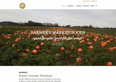 Farmer's Market Foods
