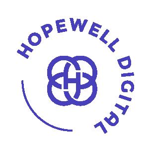 hopewell logo badge